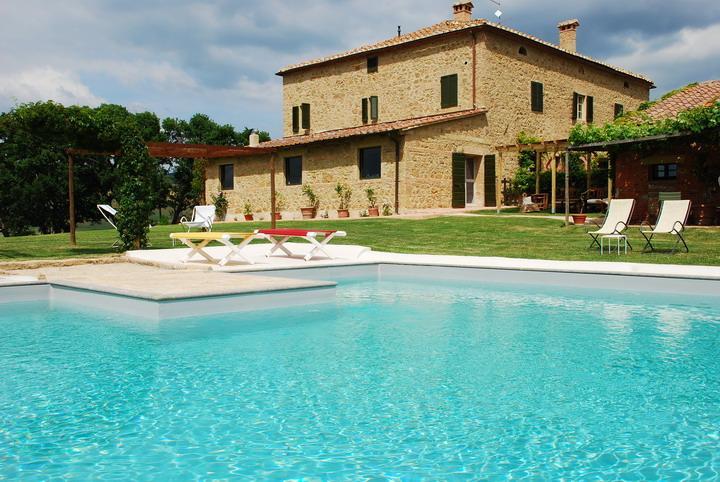 Villa Podere Casanova - Image 1 - Pienza - rentals