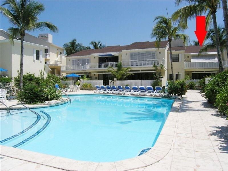 Sunrise 9A overlooks pool and ocean - Sunrise Beach Villa 9A, Affordable,Paradise Island - Paradise Island - rentals