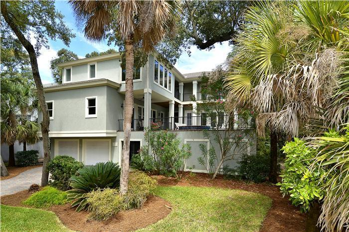 Luxury and Spacious Beach House - Steps to Beach! - Image 1 - Hilton Head - rentals