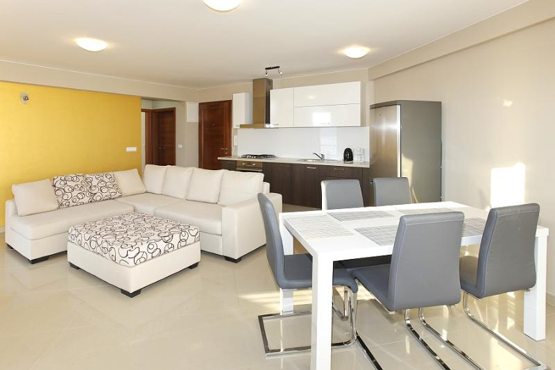 Luxury seaview apartment for 4b - Image 1 - Zadar - rentals