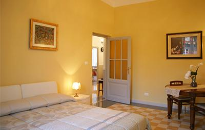 Big bedroom - triple - Silver Fern - Luxury apartment up to 7 persons - Rome - rentals