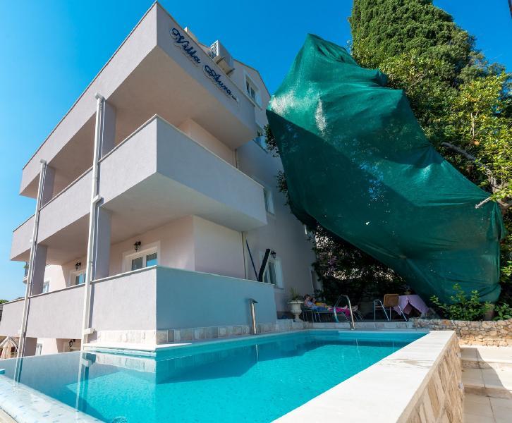 Apartments Aura - Studio Apartment with Patio - Image 1 - Sveti Martin na Muri - rentals