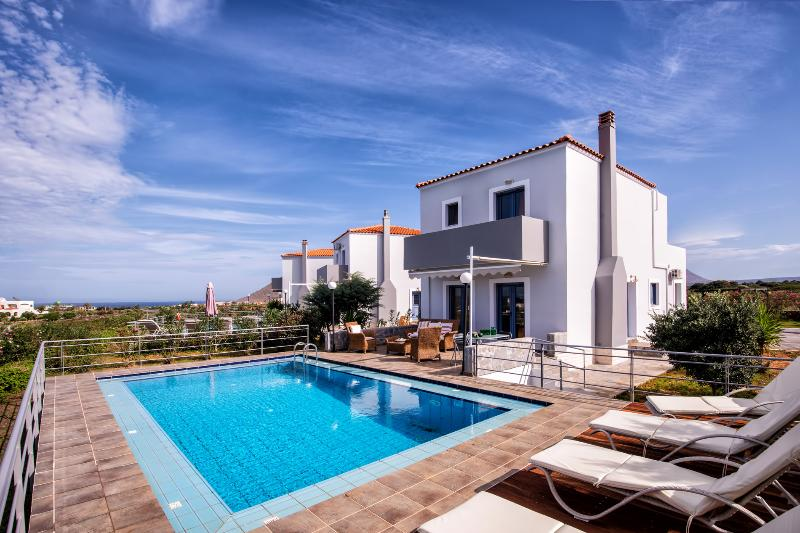 Exterior - Private Pool - Luxury Villas in Chania Crete with Private Pool - Chania - rentals