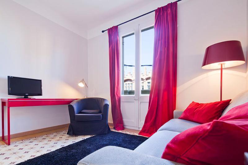 Modern Apartment Fira 3 - Image 1 - Barcelona - rentals