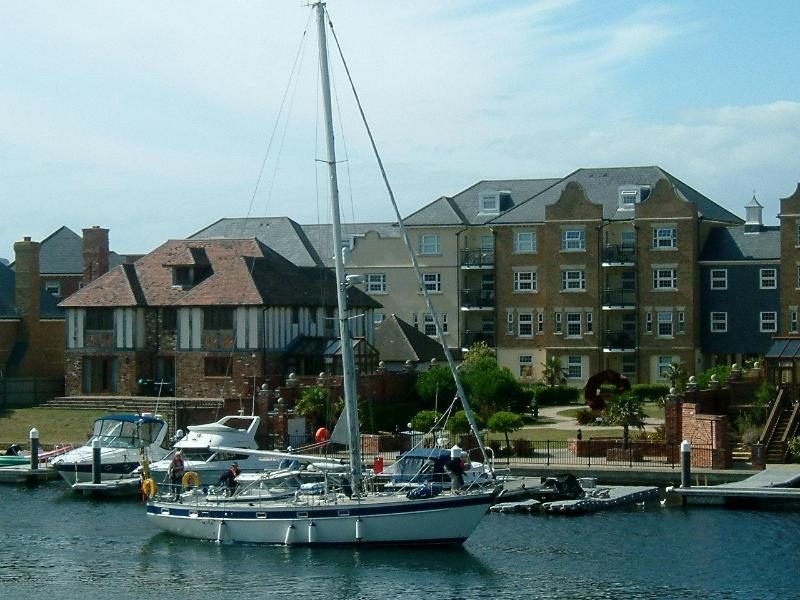 Passing traffic - Waterside style! - Waterside,  Sovereign Harbour - Eastbourne - rentals