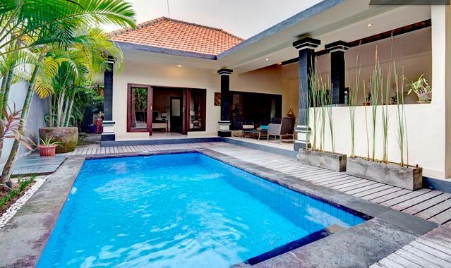 DAMAI VILLA SEMINYAK 2 BEDROOM WITH PRIVATE POOL - Image 1 - Karang Bolong - rentals