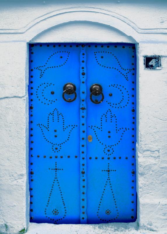 Marvelous house at Hammamet, old Medina. - Image 1 - Hammamet - rentals