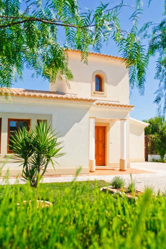 Front of Villa - AlmaVerde Village & Spa Pinheiro on Plot 108 - Lagos - rentals