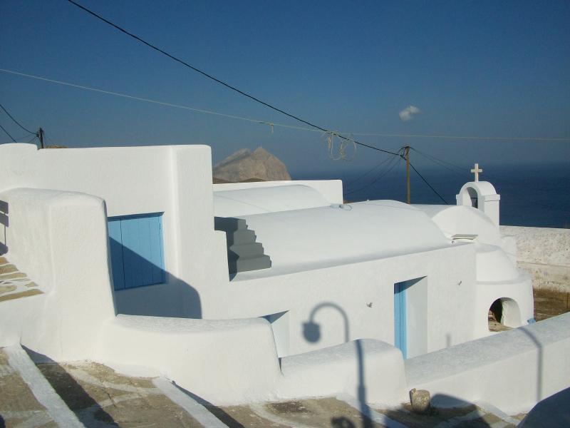House View - Villas Anafiotika 1 - Anafi - rentals