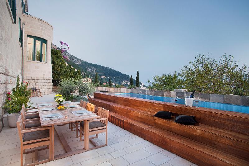 Boutique Villa Paulina with pool in Dubrovnik - Image 1 - Dubrovnik - rentals