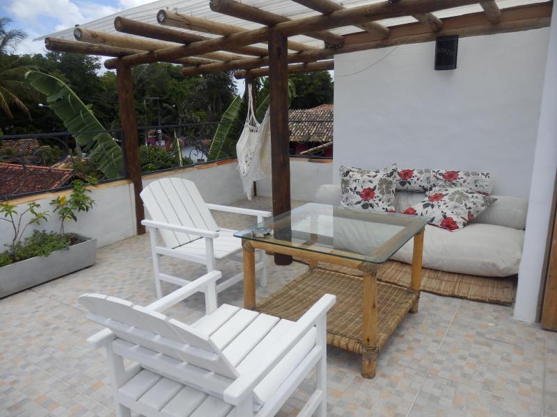 Loft lounge area - Loft in Trancoso - Bahia - Brazil - Trancoso - rentals