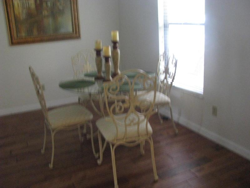 dining area  at Seagrape - Beach Area Duplex - Vero Beach - rentals