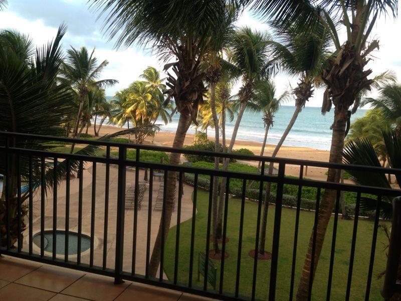 Beach Front villa inside Wyndham Rio Mar Resort Spa & Casino- 2bd/2bt (sleeps 11) - Image 1 - Rio Grande - rentals