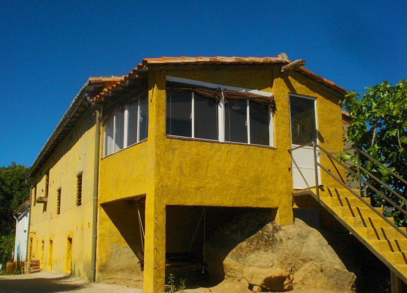 RURAL LODGE EXTREMADURA - RURAL LODGE EXTREMADURA - design farm upto 4pers. - Aldeanueva De La Vera - rentals