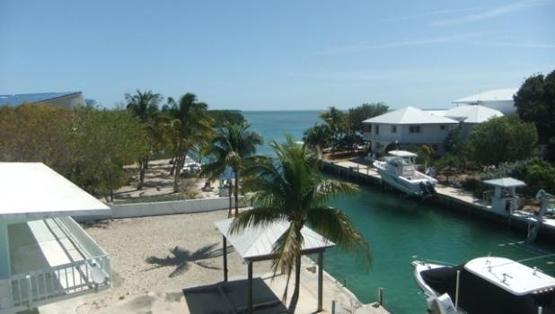 View from the suite balcony - Harbor House - Tavernier - rentals