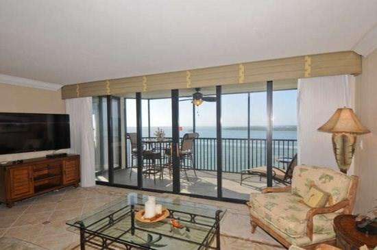 Harbour Tower - 915 - Image 1 - Sanibel Island - rentals