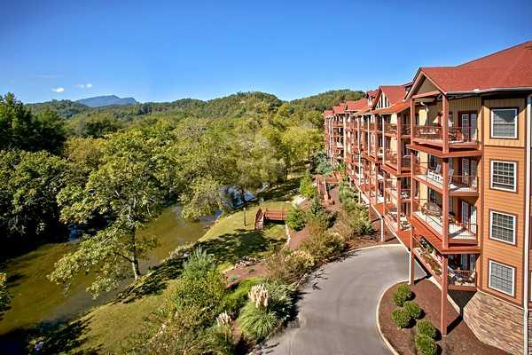 Appleview River Resort - Life On The River - Sevierville - rentals