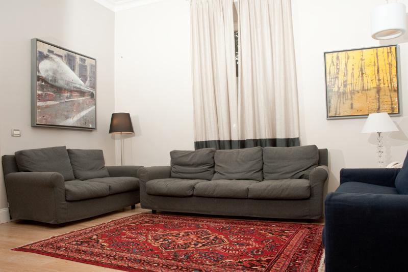 salon - Villa Roma Centro - Cave - rentals