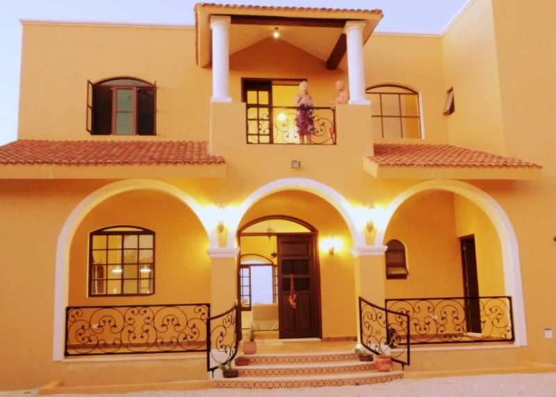 South Exterior - LARGE, NEAR-NEW BEACHFRONT ESTATE FOR 8-10 GUESTS - Chelem - rentals