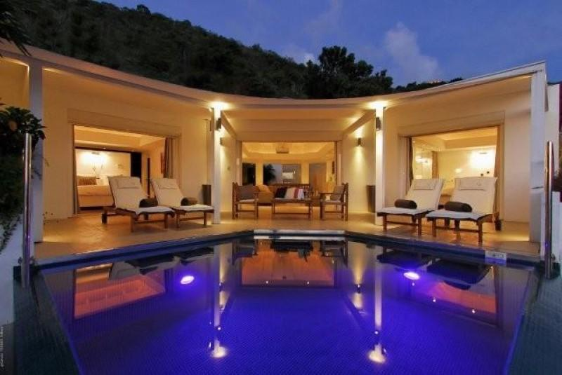 STB - WAS- High up in the hills of Gustavia - Image 1 - Gustavia - rentals