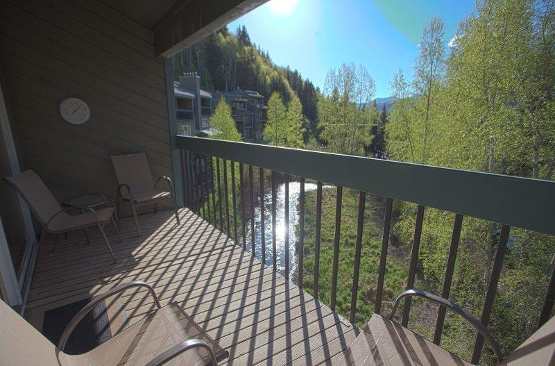 Located on the Beautiful San Miguel River and River Trail - Enjoy this beautiful vacation condo along the San Miguel River in downtown Telluride. - Telluride - rentals