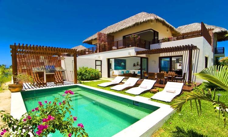 Punta Mita , Casita Zen 3 Bedrooms - Image 1 - Punta de Mita - rentals