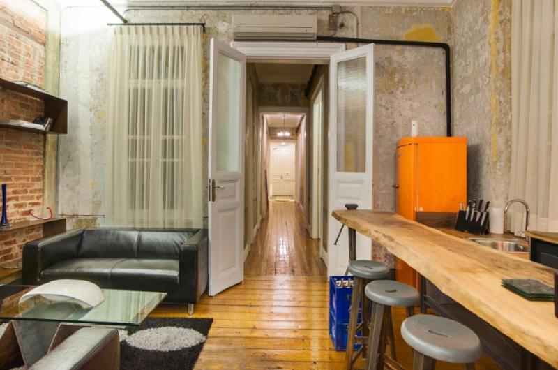 Amazing Design, Huge Flat, GALATA, 3BR3BA - Image 1 - Istanbul - rentals
