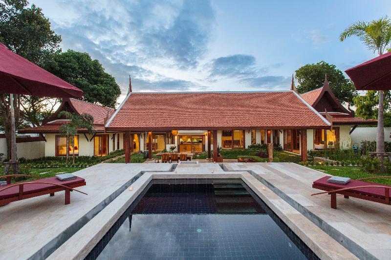 Stylish private pool villa in Bophut Koh Samui - Image 1 - Koh Samui - rentals