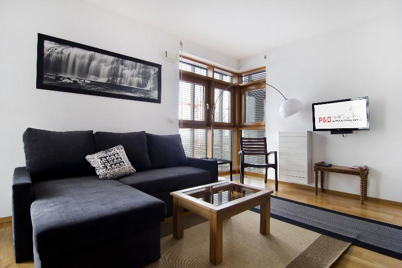 P&O Arkadia 12, next to metro and Old Town! - Image 1 - Warsaw - rentals
