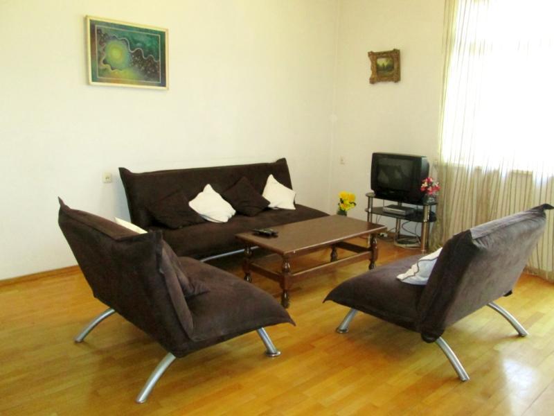 Apartment in city centre/Rustaveli - Image 1 - Tbilisi - rentals