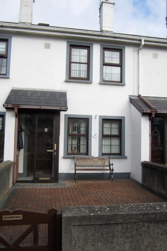 Front of Townhouse - Lovely Irish Townhouse by the Sea - Balbriggan - rentals
