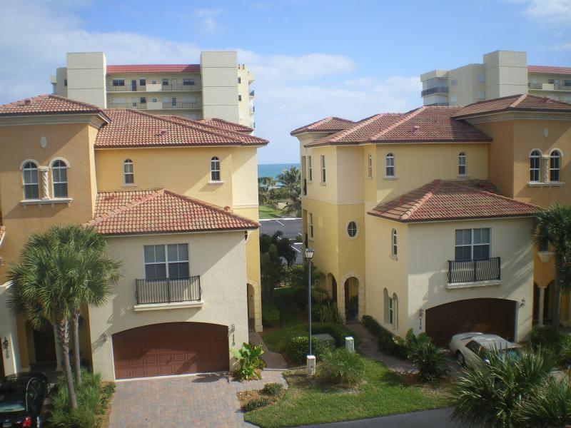 3 story villa with private elevator - Direct ocean views - 3 story villa w/priv elevator - Jensen Beach - rentals