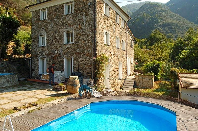 Rustic and peaceful villa with pool near Levanto - Image 1 - Levanto - rentals