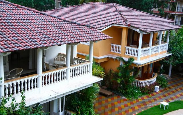 Three Guestroom Holiday Villas - 3 Guestroom Modern Family Holiday Villa - Calangute - rentals