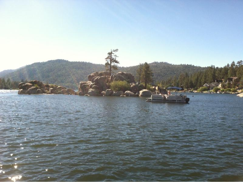 Boulder Island - Beautiful Lakefront Home with Dock, Minutes to Slope and Village - Big Bear Lake - rentals
