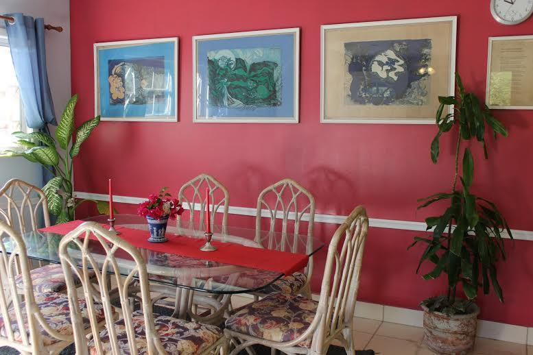 Dining Room - Affordable luxury condo - Providenciales - rentals