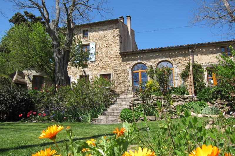Gite Maison Malepere - Domaine de la Bade, Gîte Maison Malepère - Stylish Holiday house near Carcassonne - Raissac-sur-Lampy - rentals