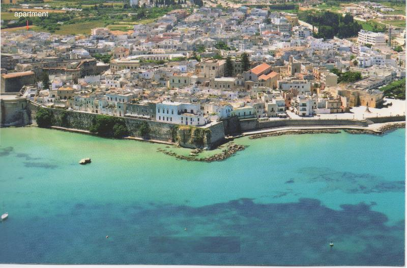 Fantastic locations near town, sea & restaurants - UNIQUE APARTMENT WITH FANTASTIC TERRACES 4 MIN WALK FROM OTRANTO CENTRE AND SEA - Otranto - rentals