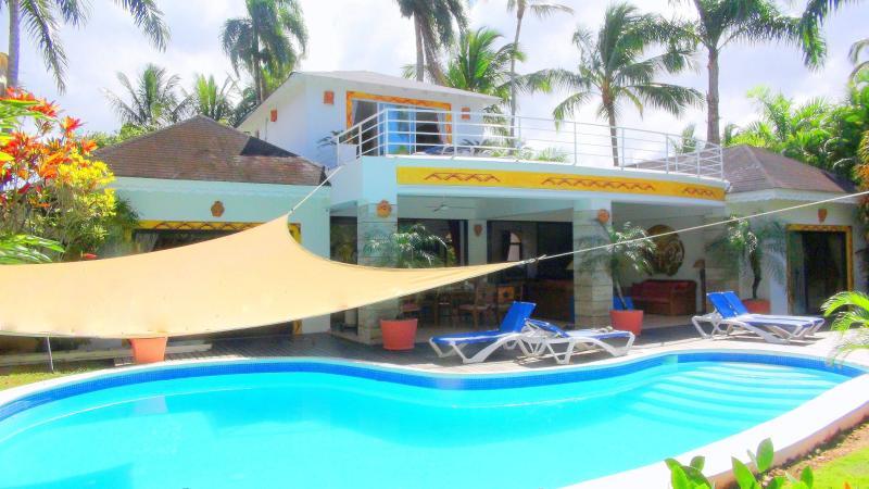 casa Inca - LUXURY BEACH FRONT CASA INCA - Las Terrenas - rentals