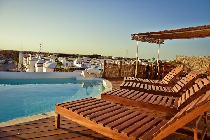 Elegant Flat downtown Close to the Beach - Image 1 - Playa del Carmen - rentals