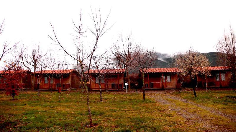 Cottage in winter 2013 - Cottage Camping Aín Jaca Pyrenees - Jaca - rentals