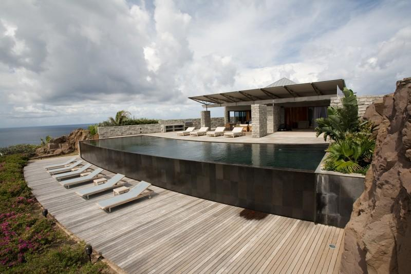 STB - DANSE5 - One of the finest properties in St. Barth - Image 1 - Gustavia - rentals