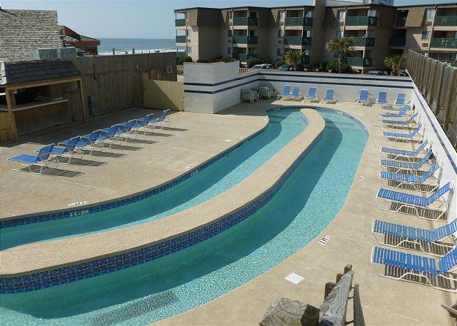 Nice Oceanfront 2 Bedroom Sands Ocean Club Rental at Myrtle Beach SC - Image 1 - Myrtle Beach - rentals