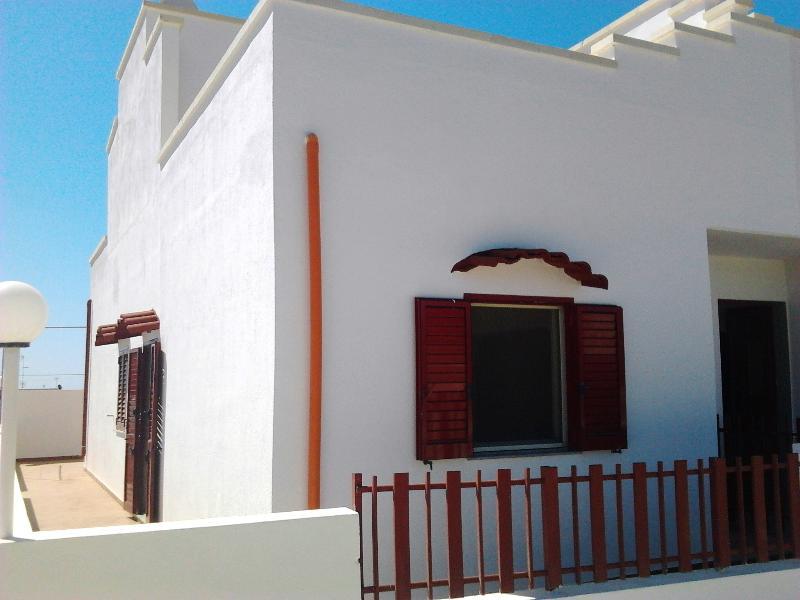 External view - Nice house deep in the green mediterranean scrub - Santa Maria di Leuca - rentals
