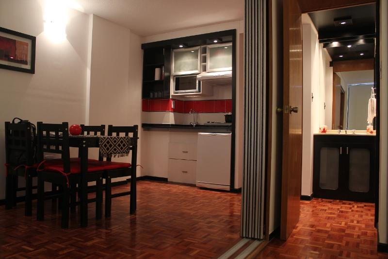Kitchen/Dining room - Saint Michel Suite - Cordoba - rentals
