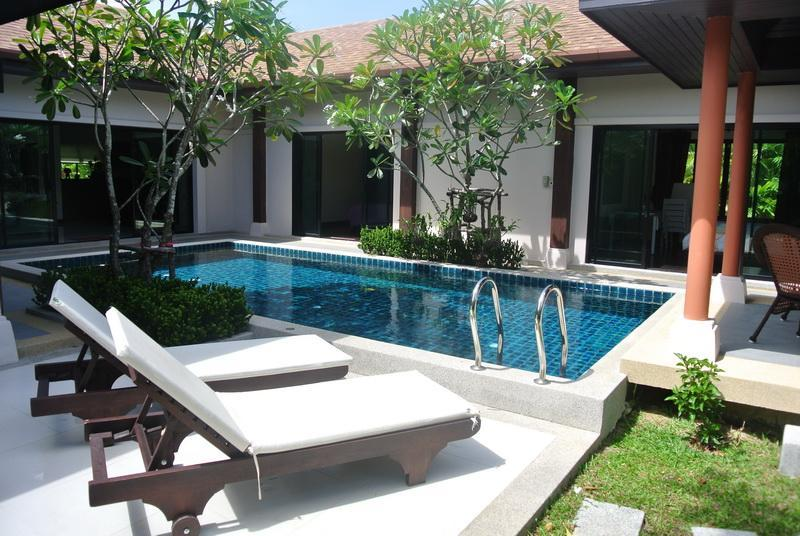 Modern villa with pool for rent in Phuket - Image 1 - Rawai - rentals