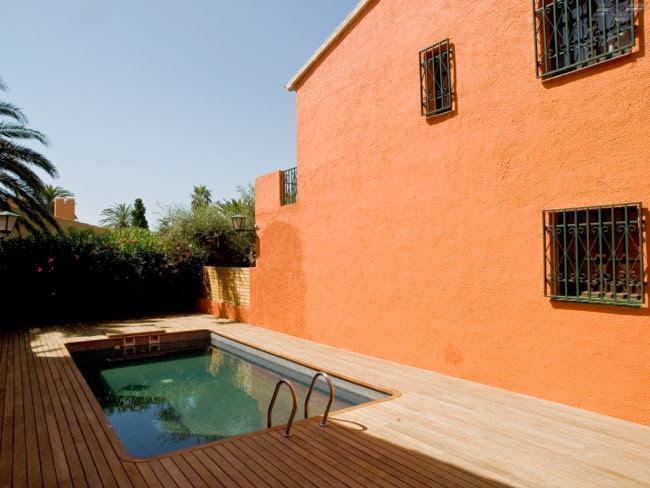 Private pool (for 4 houses) - SEMIDETACHED VILLA MONTROIG SEASIDE CAMBRILS SALOU - Montroig - rentals