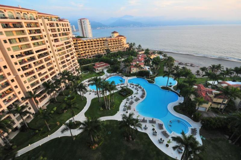 View from our Balcony - Great Place to Watch Sunsets - Pamper Yourself in this Stunning Oceanfront Condo - Puerto Vallarta - rentals