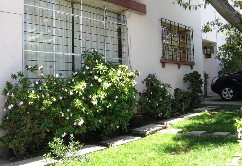 Exterior - 1-bedroom independent house - Quito - rentals