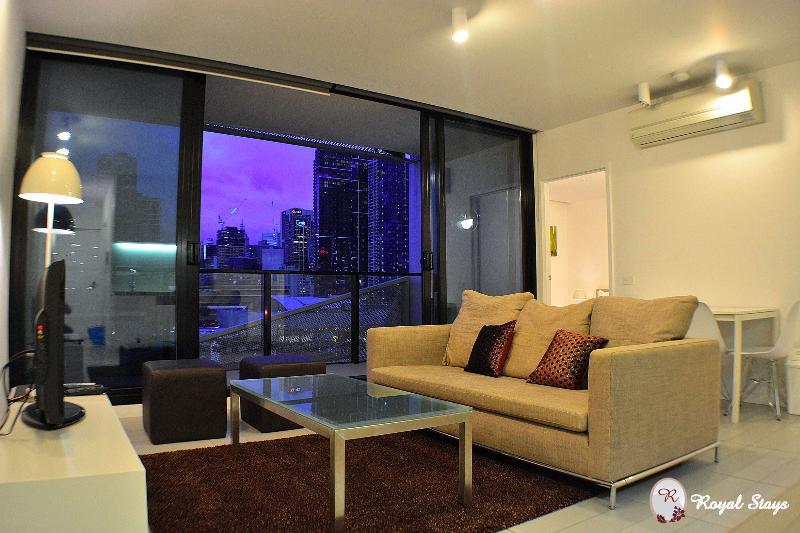807/673 Latrobe St, Docklands - Image 1 - Melbourne - rentals